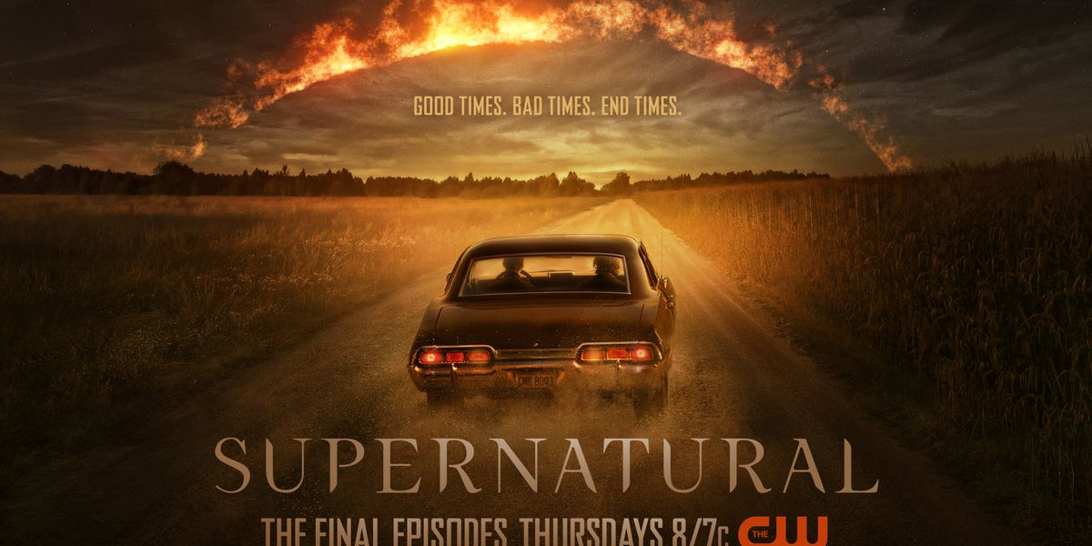 Supernatural prize giveaway: This contest has ended