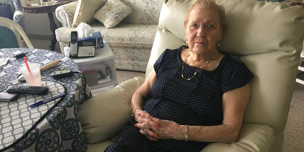 'Grandson' scams elderly woman out of $2,600