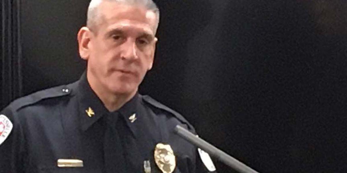 Charlottesville Police Chief Tim Longo announces retirement plans