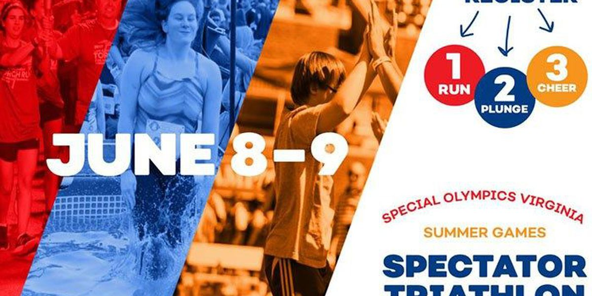 Special Olympics set for June 8-9 in Richmond