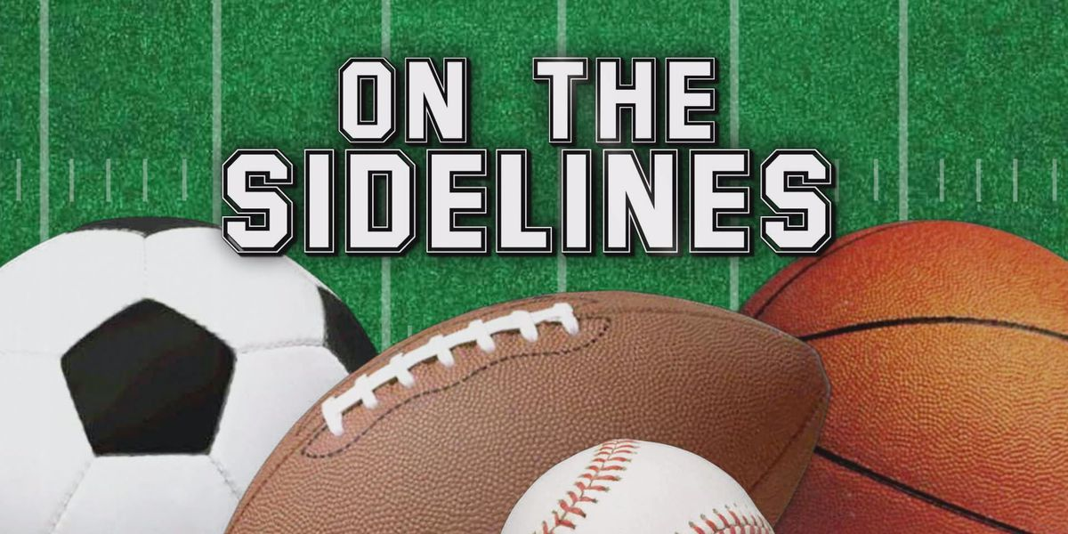 On the Sidelines Schedule- September 23, 24