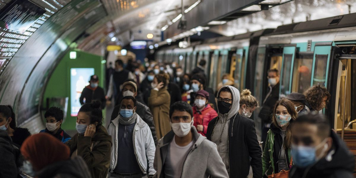 French doctor warns his country has 'lost control' of virus