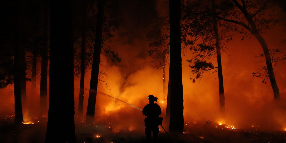Coronavirus forces new approaches to fighting wildfires