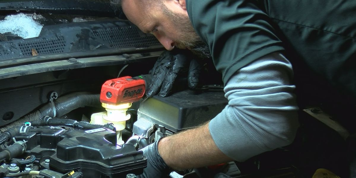 Just because you're driving less doesn't mean you can skip vehicle maintenance