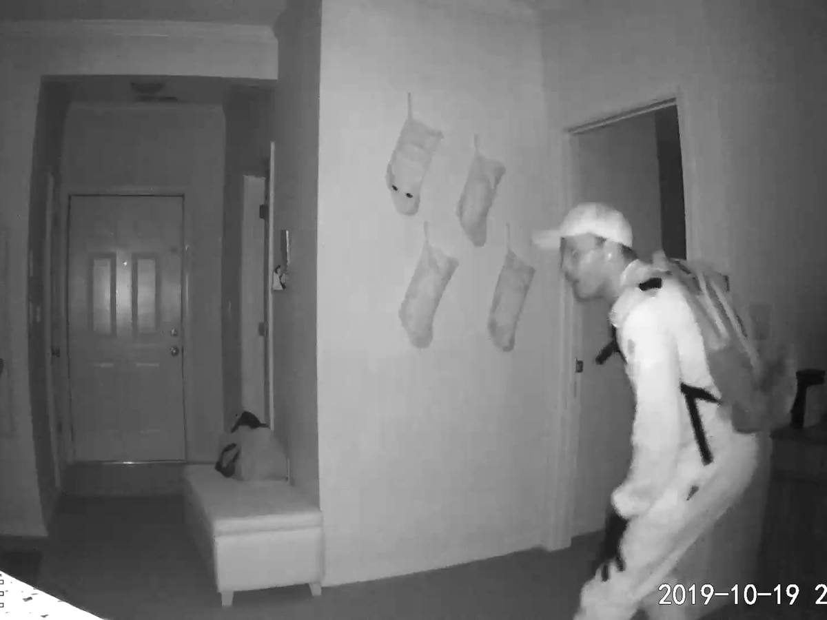 2 people caught on camera breaking into Henrico apartment