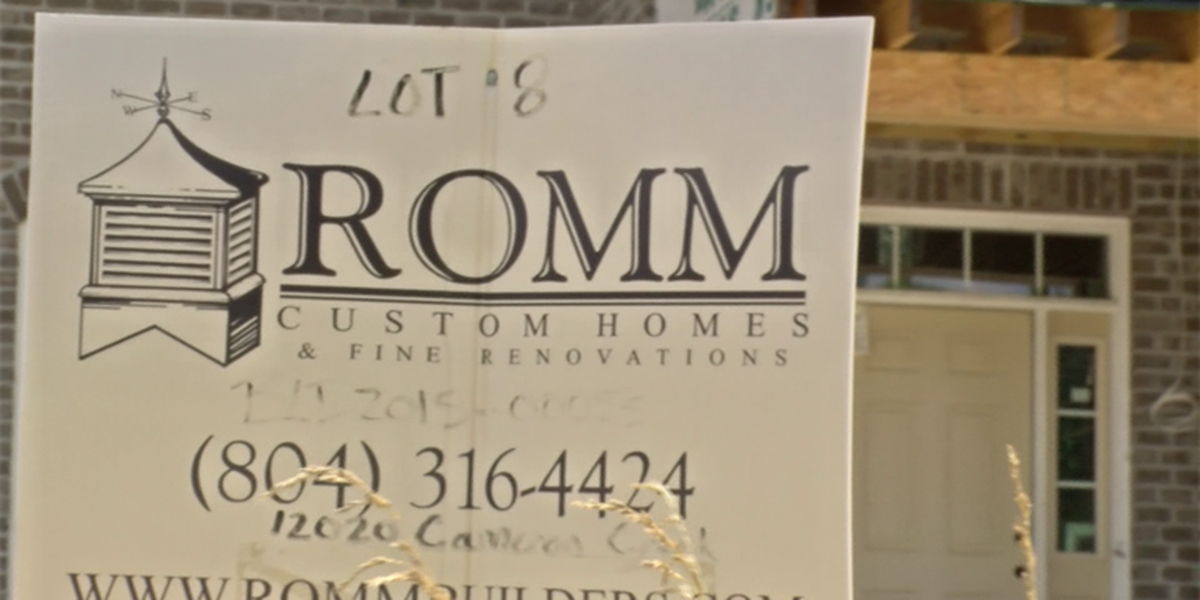 West End couple sues custom home builder for 'abandoning' project
