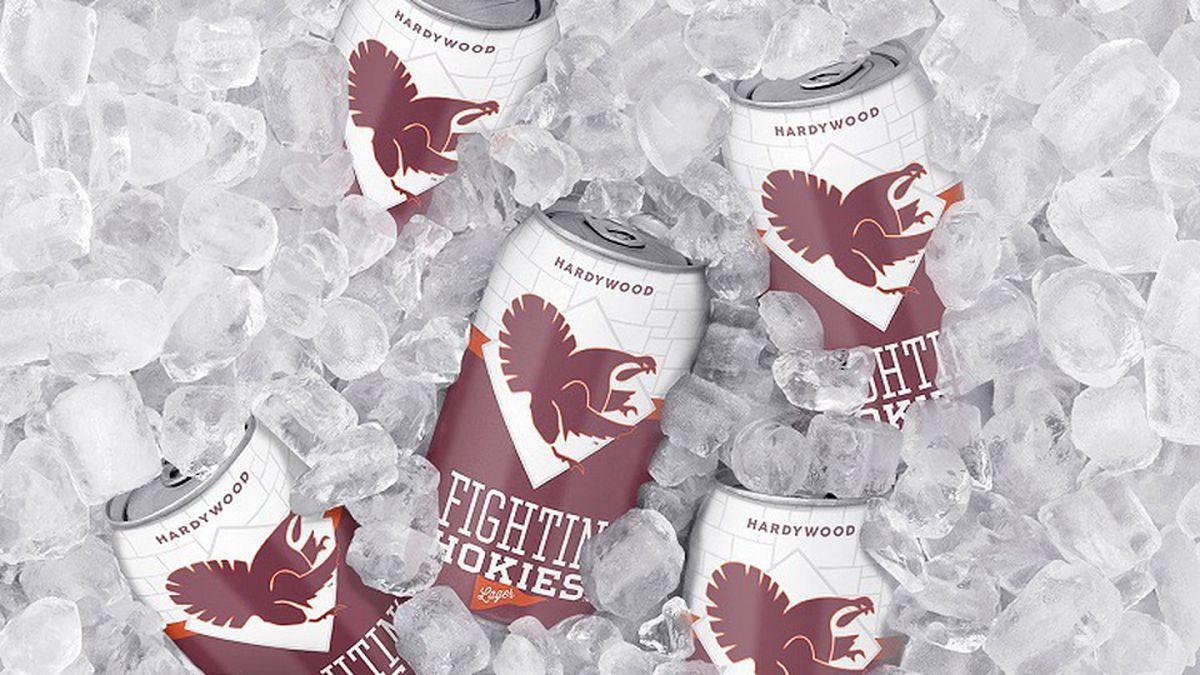 Virginia Tech creates Hokie beer with Richmond brewery