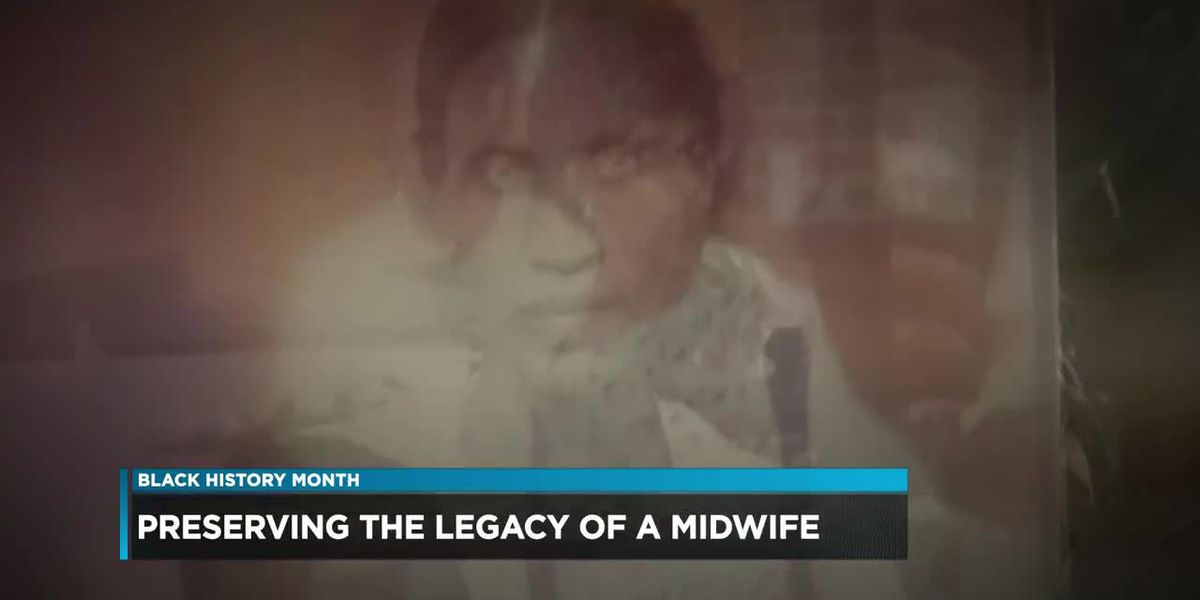 Preserving the legacy of a midwife