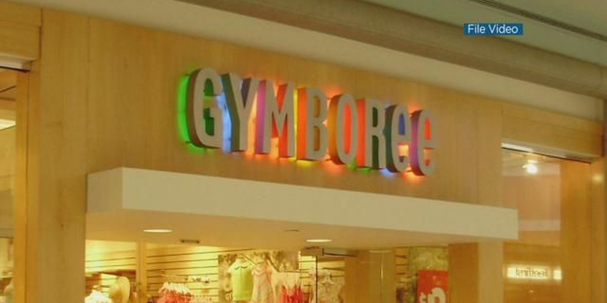 4 Gymboree stores in Central VA to close