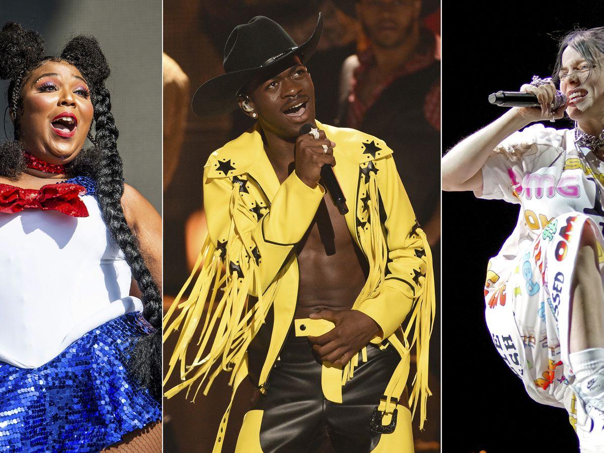 Billie Eilish, Lizzo, Nipsey Hussle, J. Cole win 1st Grammys