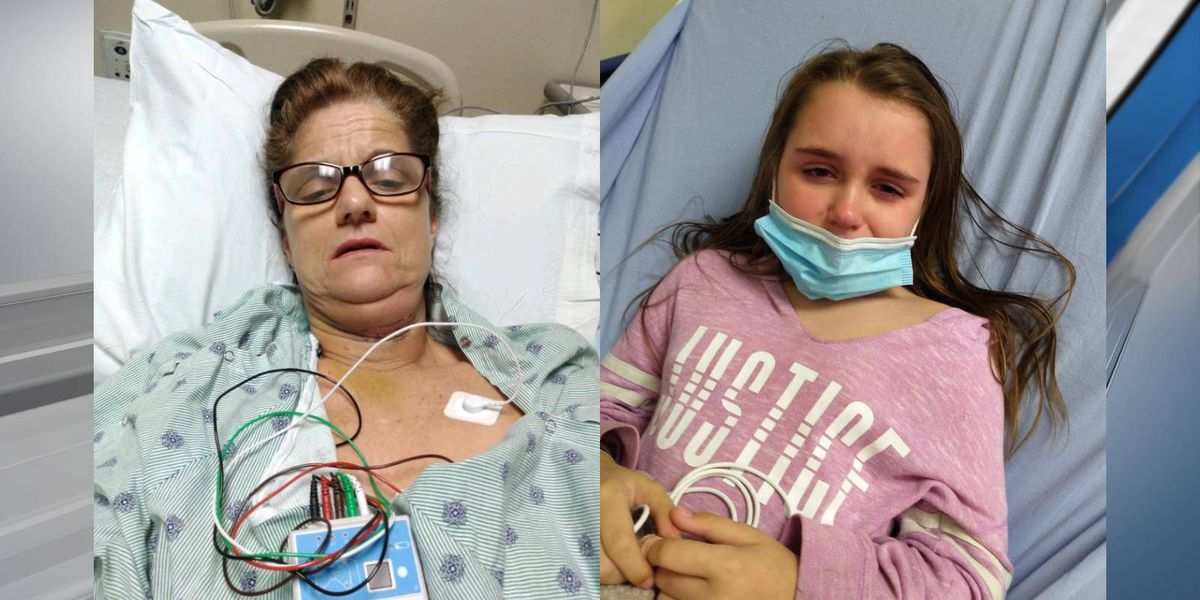 Mother and daughter suffering from COVID-19 warn people to take it seriously
