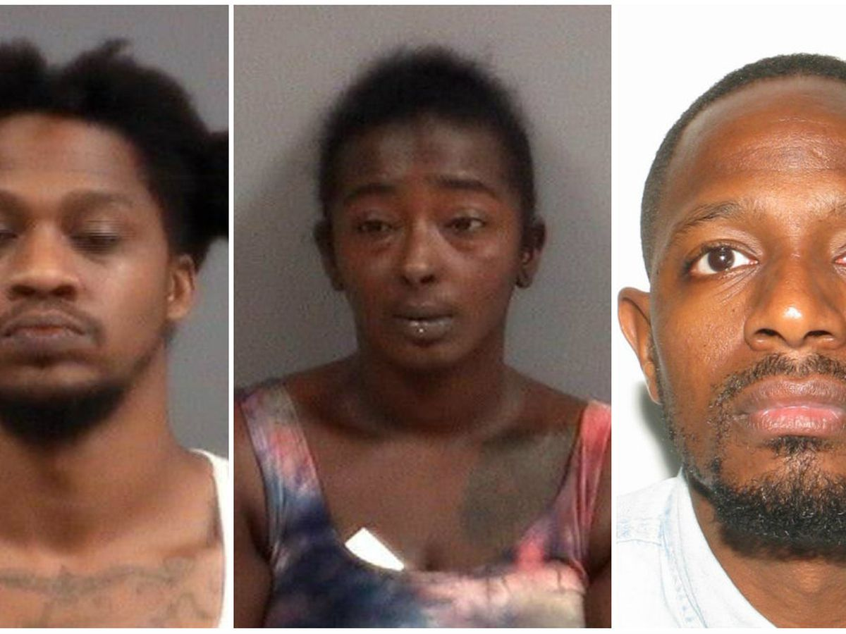 Two more arrested in Chesterfield Valentine's Day murder; 4 charged in total