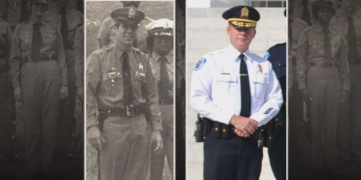 RPD chief reflects on father's legacy at 40th anniversary of volunteer organization he started