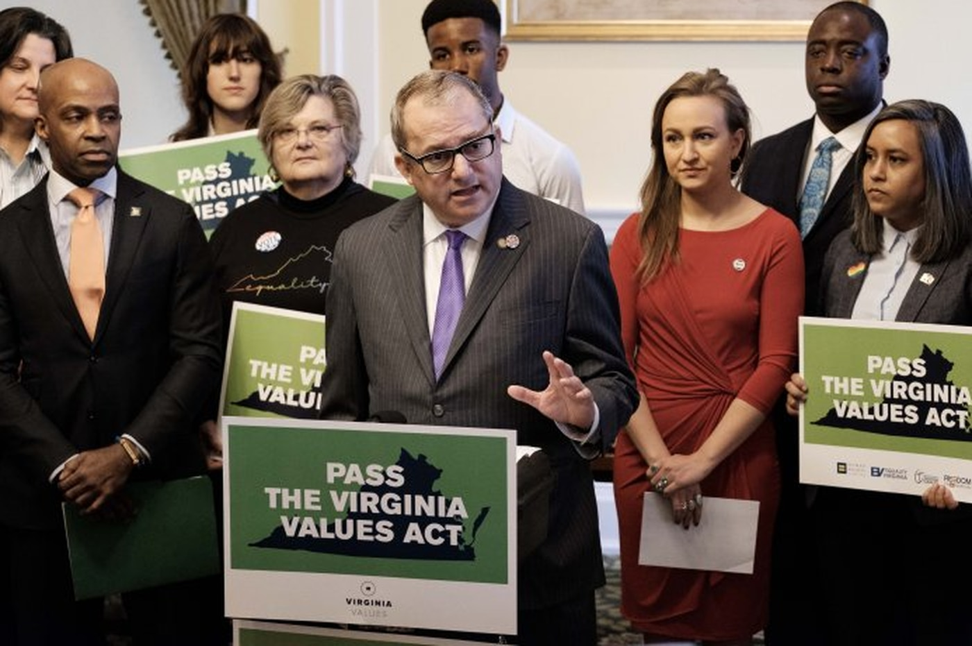 Here We Go: Virginia Passes Law Extending Anti-Discrimination Protections to Include LGBT Community