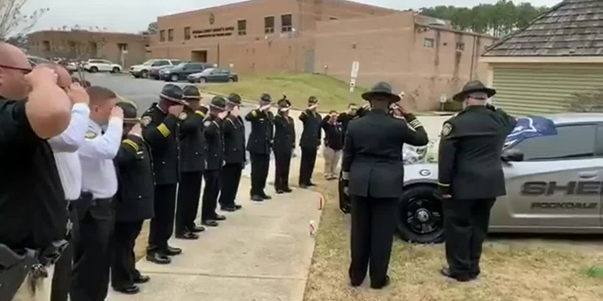 'He's family': Ga. sheriff's office mourns deputy who died of flu complications