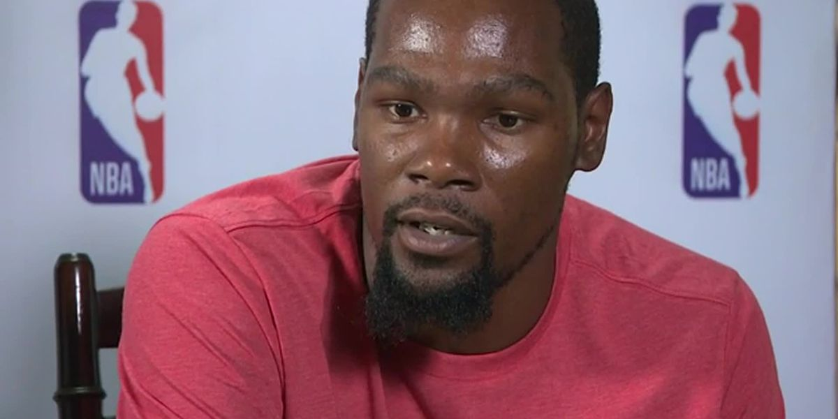 Durant fined $50,000 for offensive language on social media
