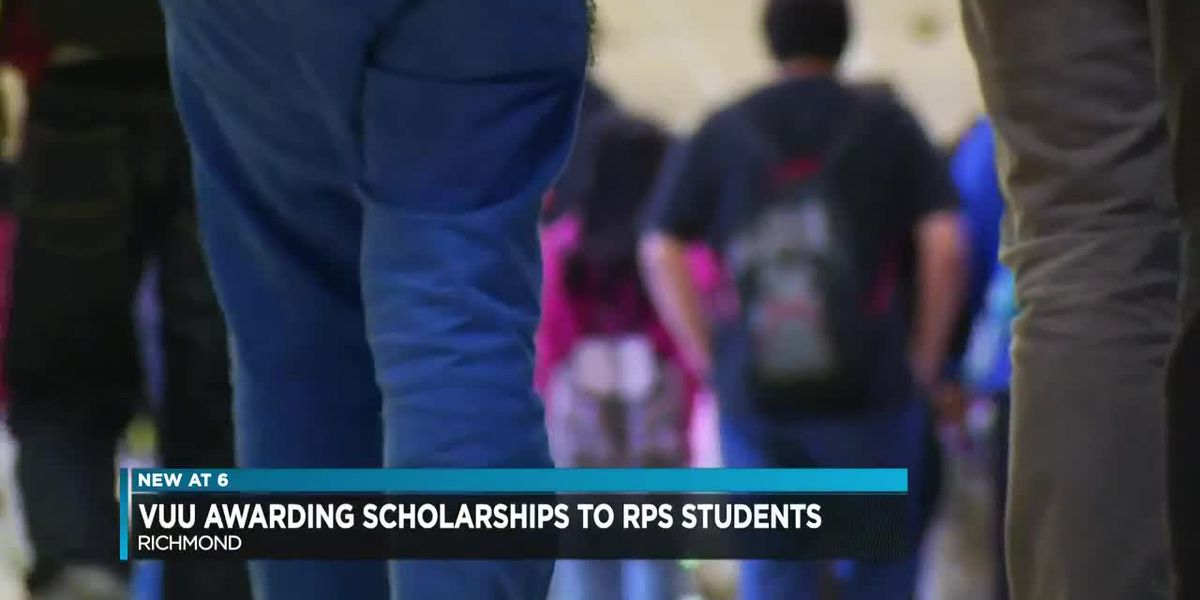 VUU Awarding scholarships to RPS students