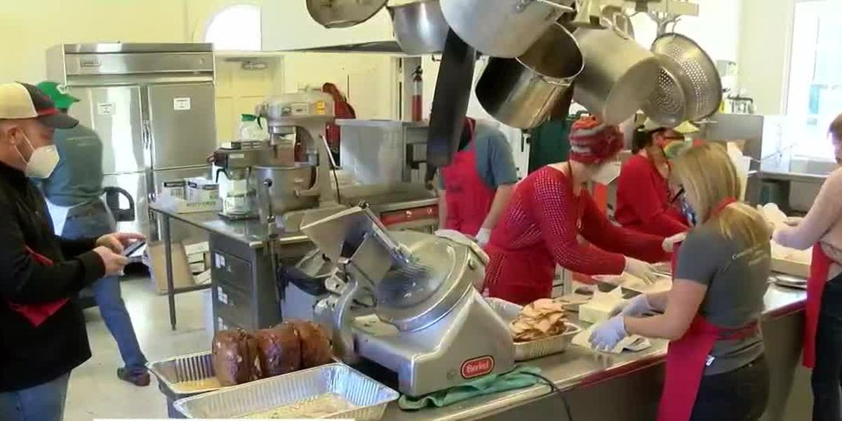 Organization prepares to feed 2,000 people in Richmond for Christmas