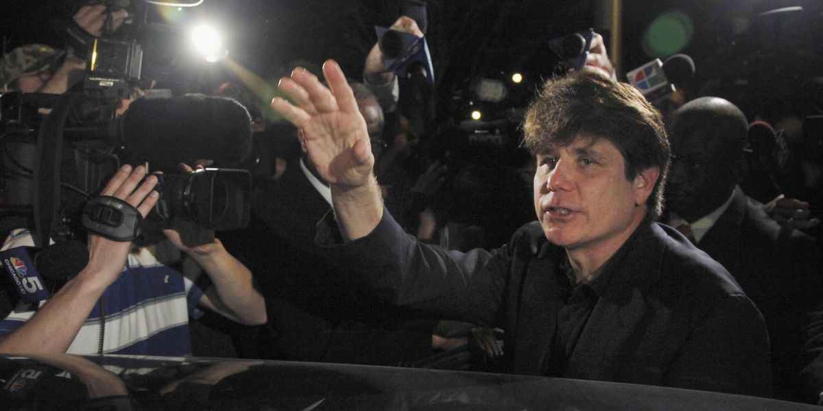 Ex-Gov. Blagojevich released from prison after Trump pardon