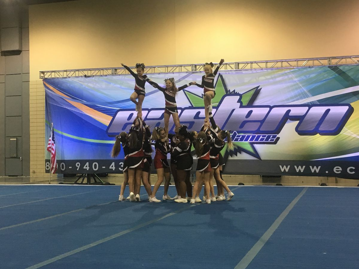 RVA cheer, dance teams rock Richmond Convention Center in east coast competition