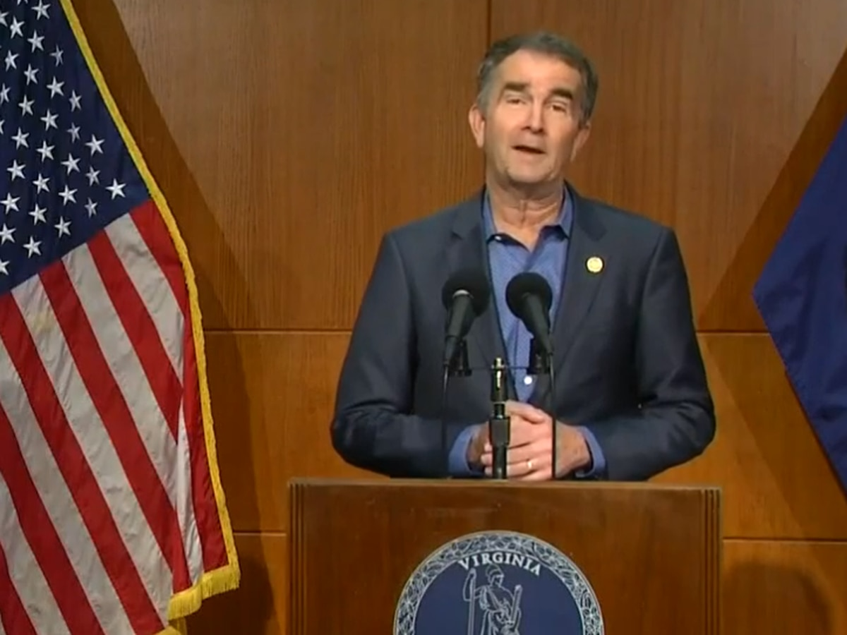 Gov. Northam announces tax freeze on unemployment insurance to protect businesses