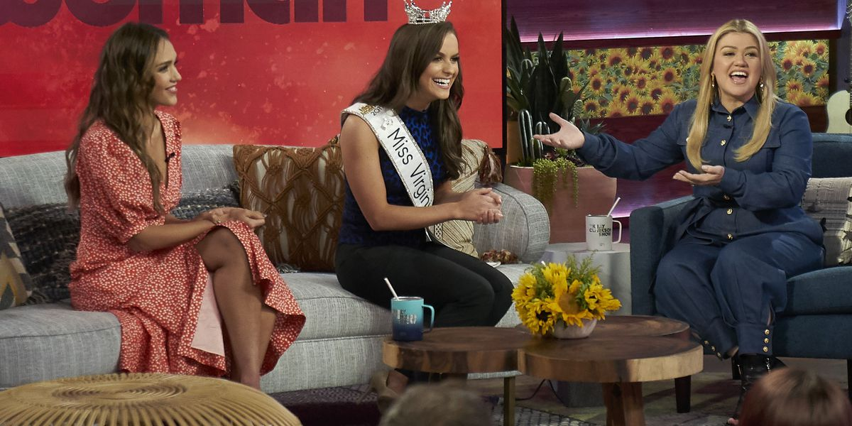 Miss Virginia to appear on 'Kelly Clarkson Show'
