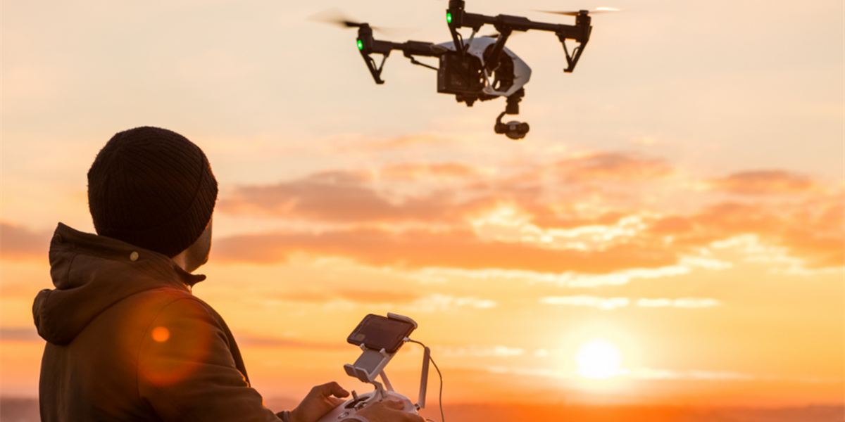 VA man develops app to send 'missions' to drone pilots