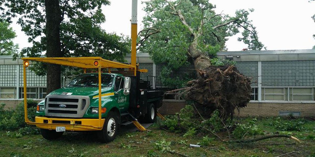 At least $750,000 in storm damage at 10 Richmond schools