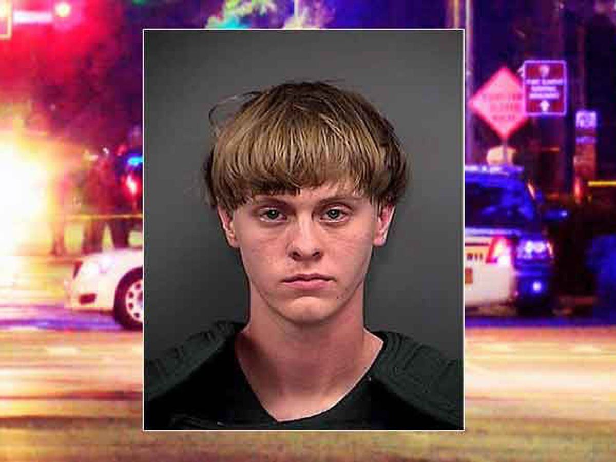 Dylann Roof appeals convictions, death sentence in killing of 9 church members