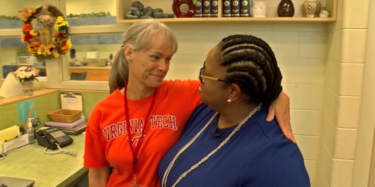 Acts of Kindness: Outpouring of love for school secretary