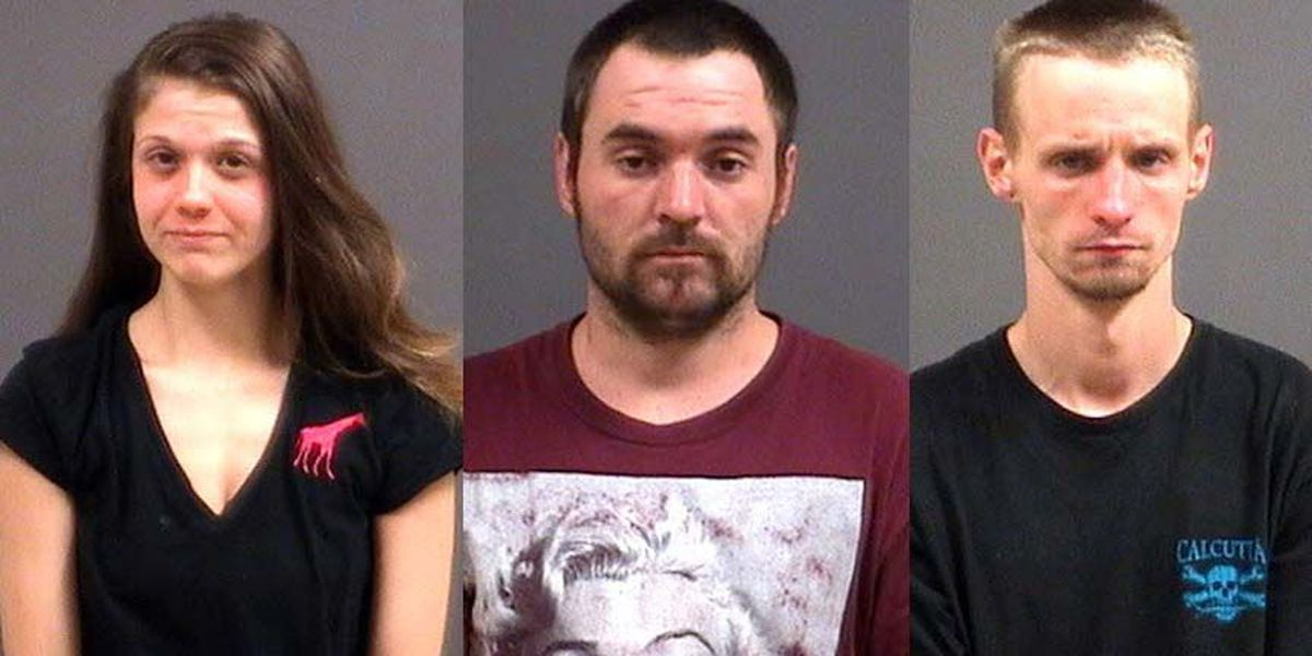 Trio arrested in lottery ticket theft scheme that spans three localities