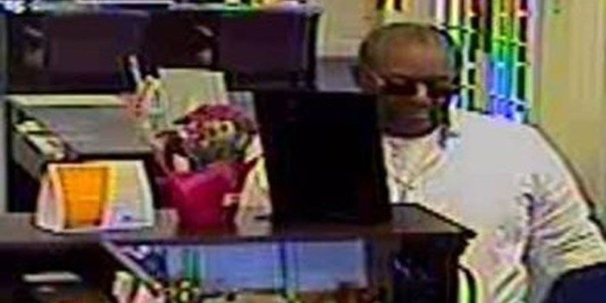 Man masters exchange technique to steal from bank