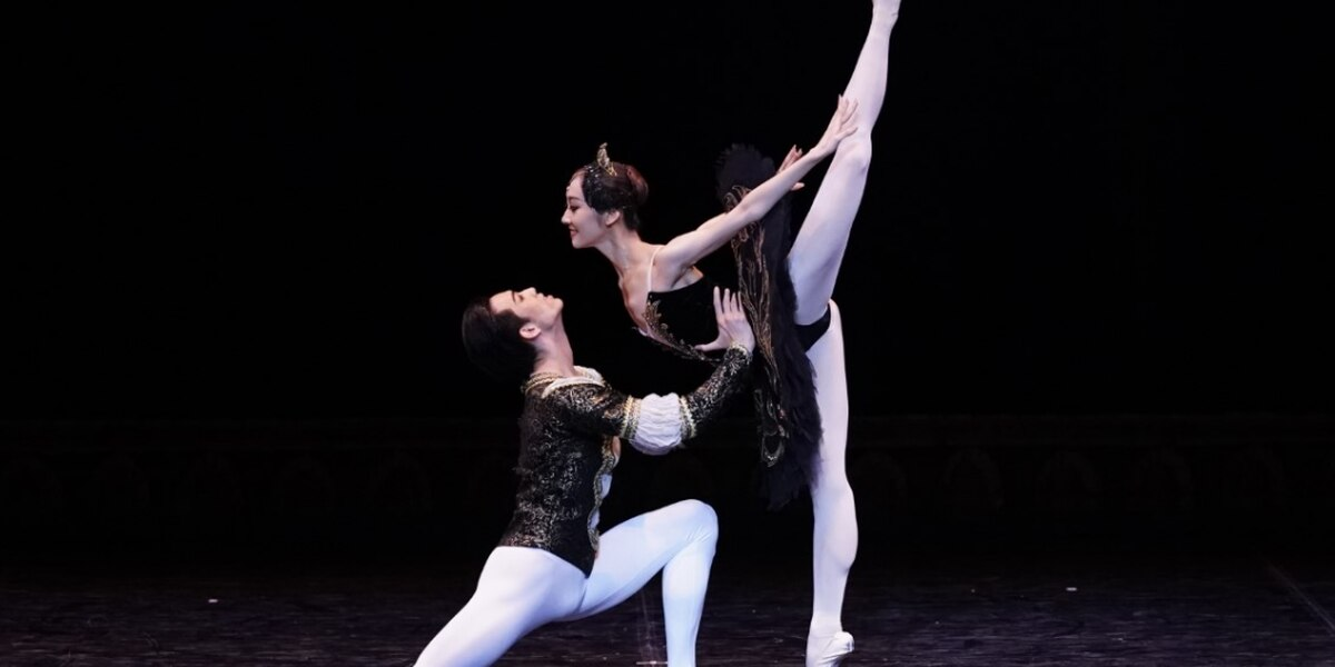 Richmond Ballet presents 'Swan Lake' at the Dominion Energy Center