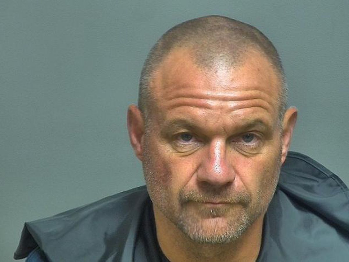Homemade explosive device found in pickup; driver charged