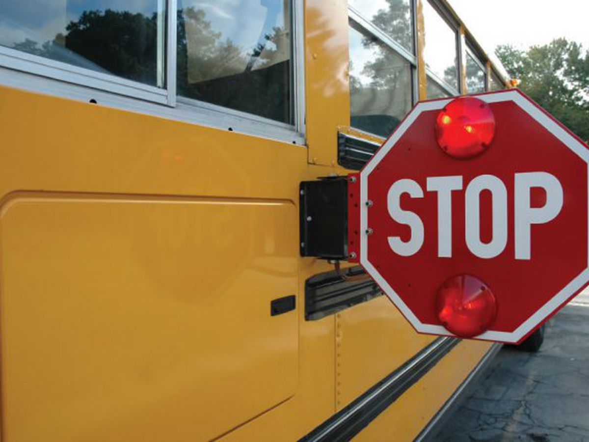 Number of bus crashes increased across the state