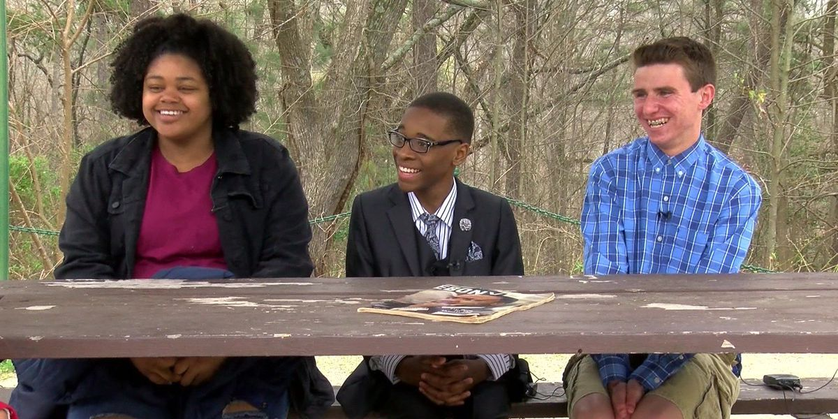 Youth activists reflect on Dr. Martin Luther King Jr.'s legacy