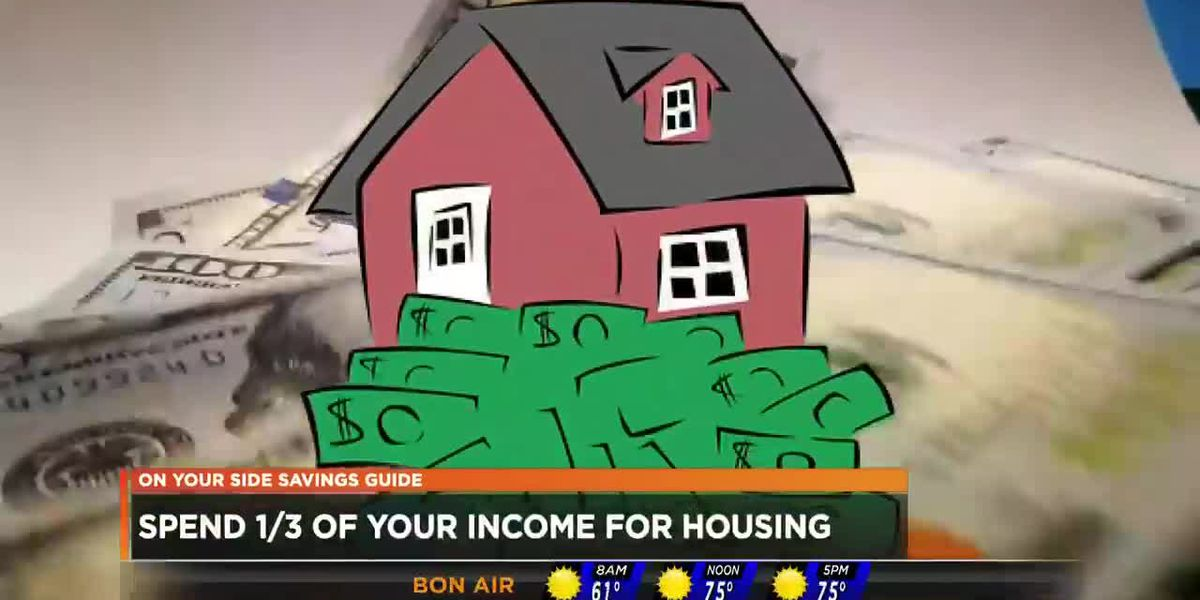 How much should you spend on housing?