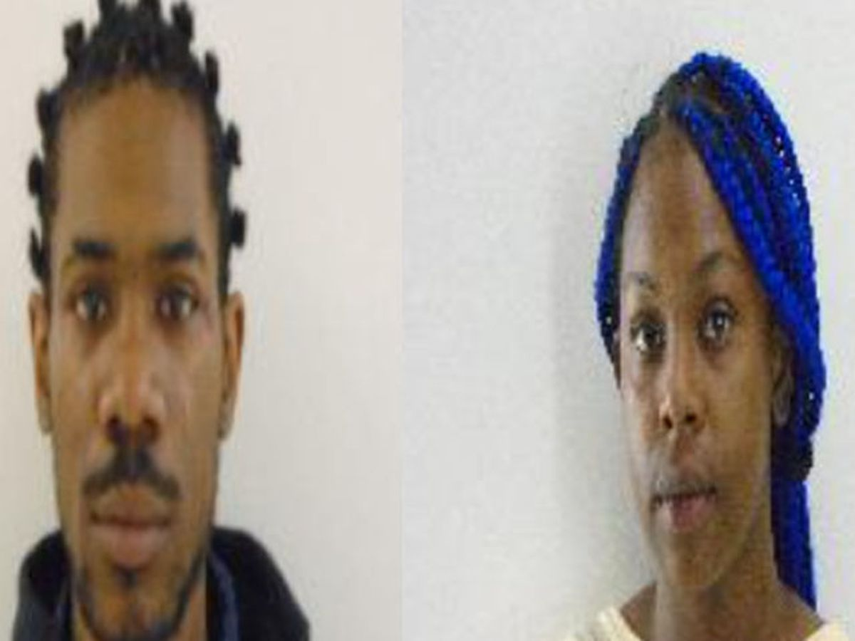 Two people arrested after police say they robbed elderly woman at Richmond bus stop