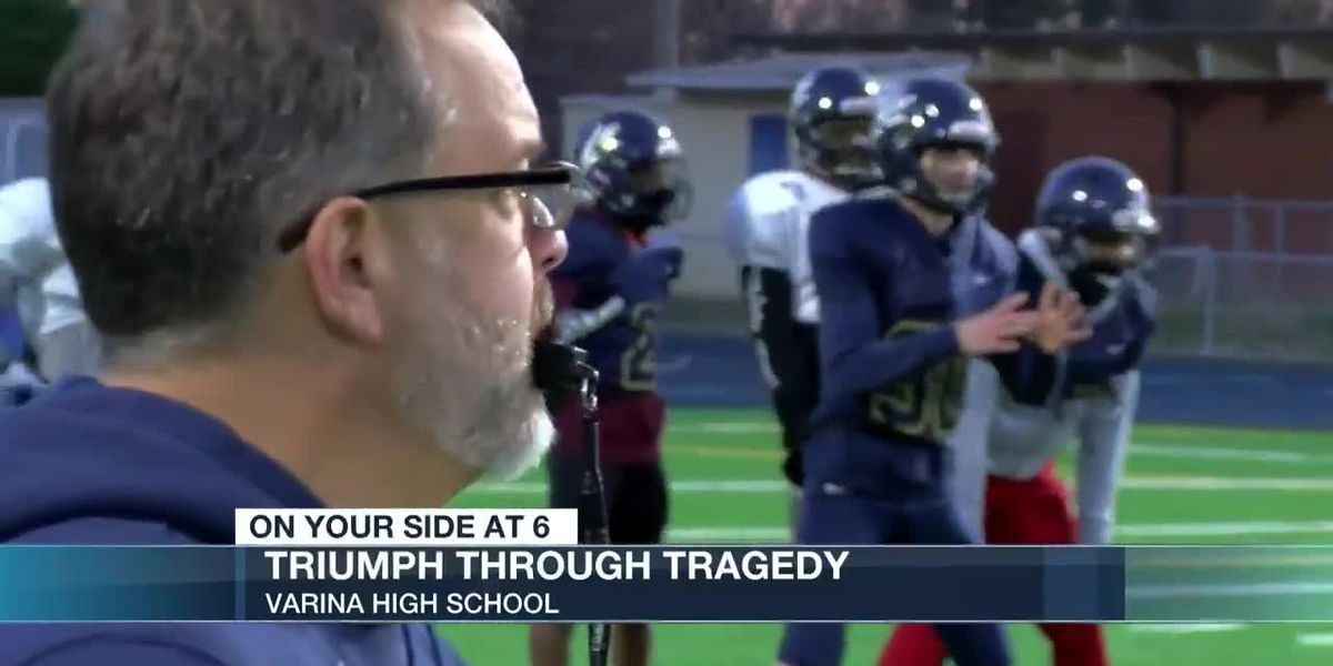 Varina's Walker triumphing through tragedy of father's death