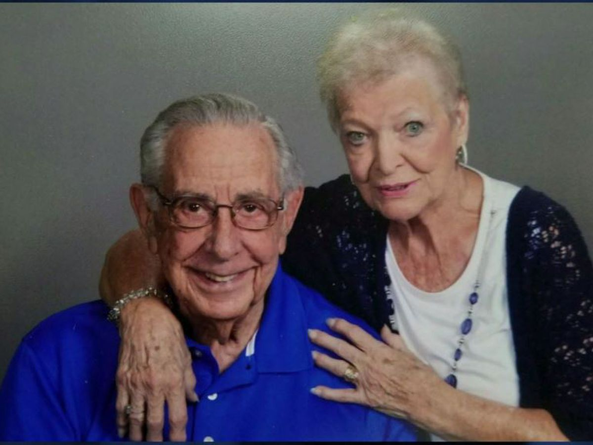 'Together we stand': Couple married 70 years battles COVID-19 side by side
