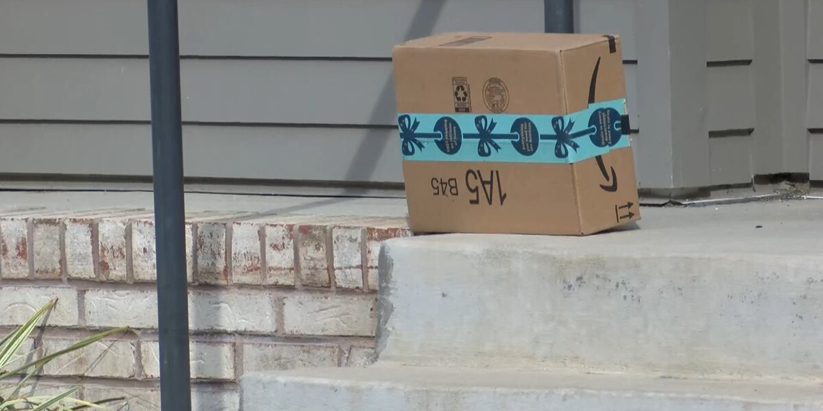 Preventing porch package thefts this holiday season
