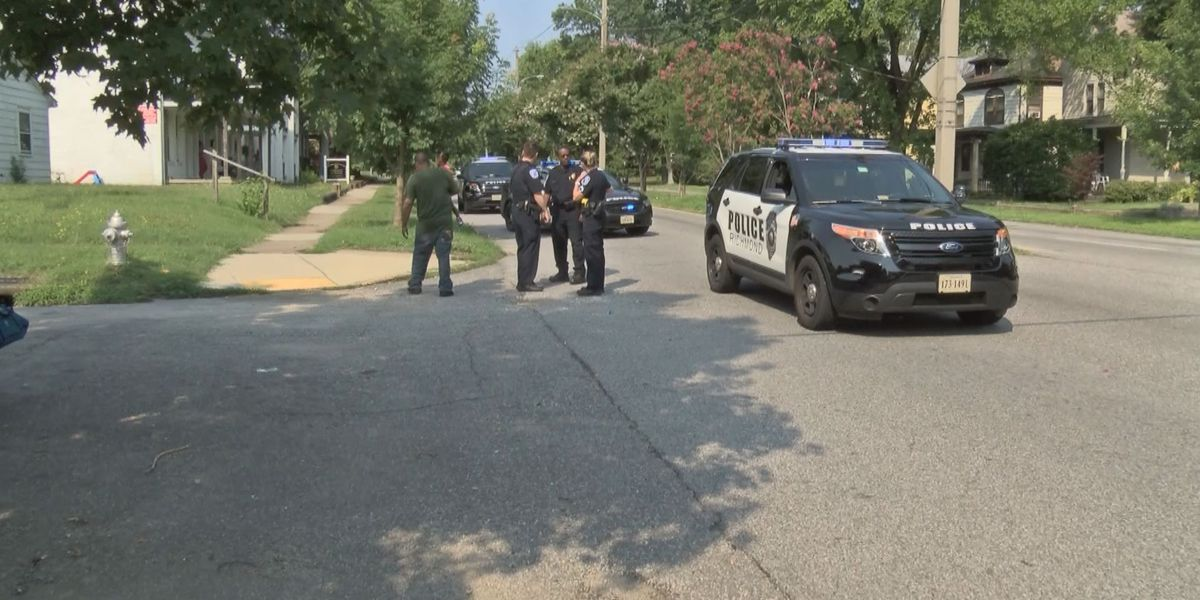 Richmond toddler in critical condition after being hit by SUV