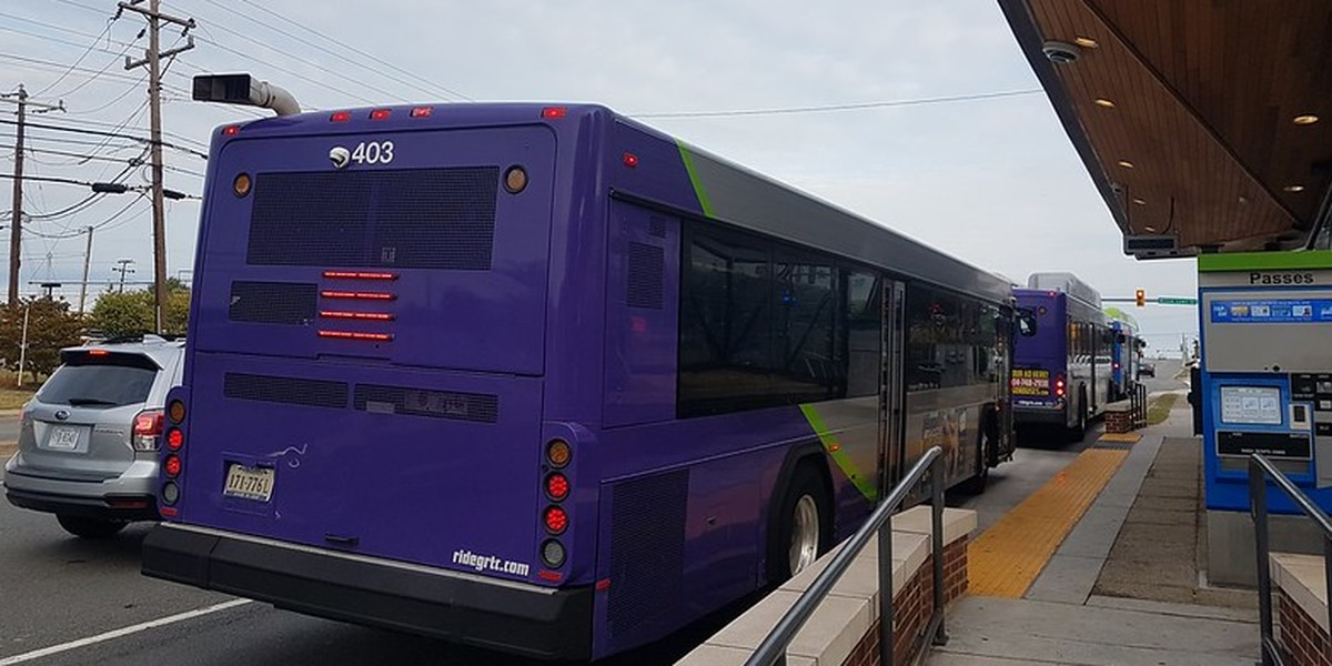 Another GRTC bus driver tests positive for COVID-19, is 9th case for company