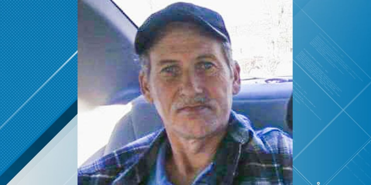 Rich Creek Police search for missing man