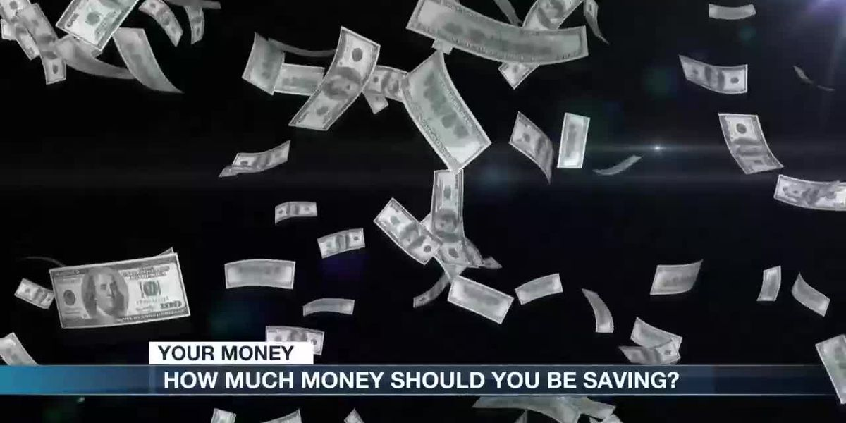 How much money should you be saving?