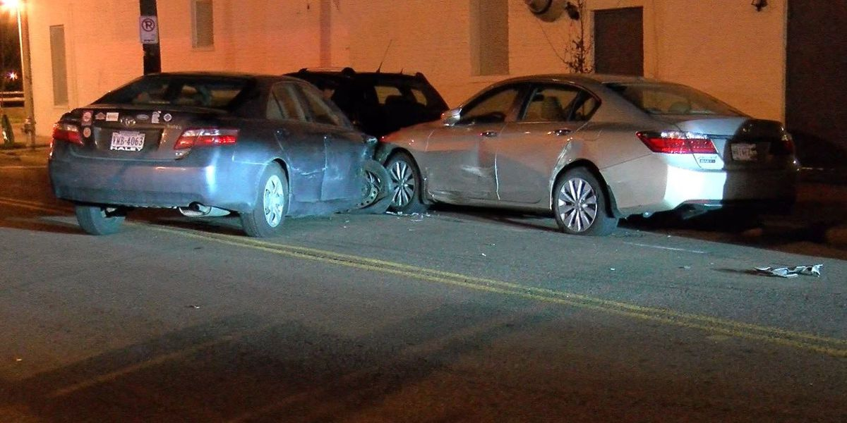 3 cars damaged in Carytown hit-and-run