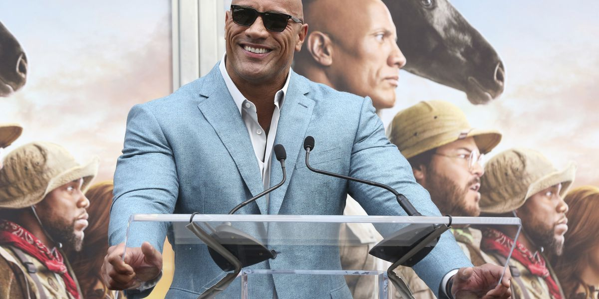 Dwayne 'The Rock' Johnson becomes part owner of XFL