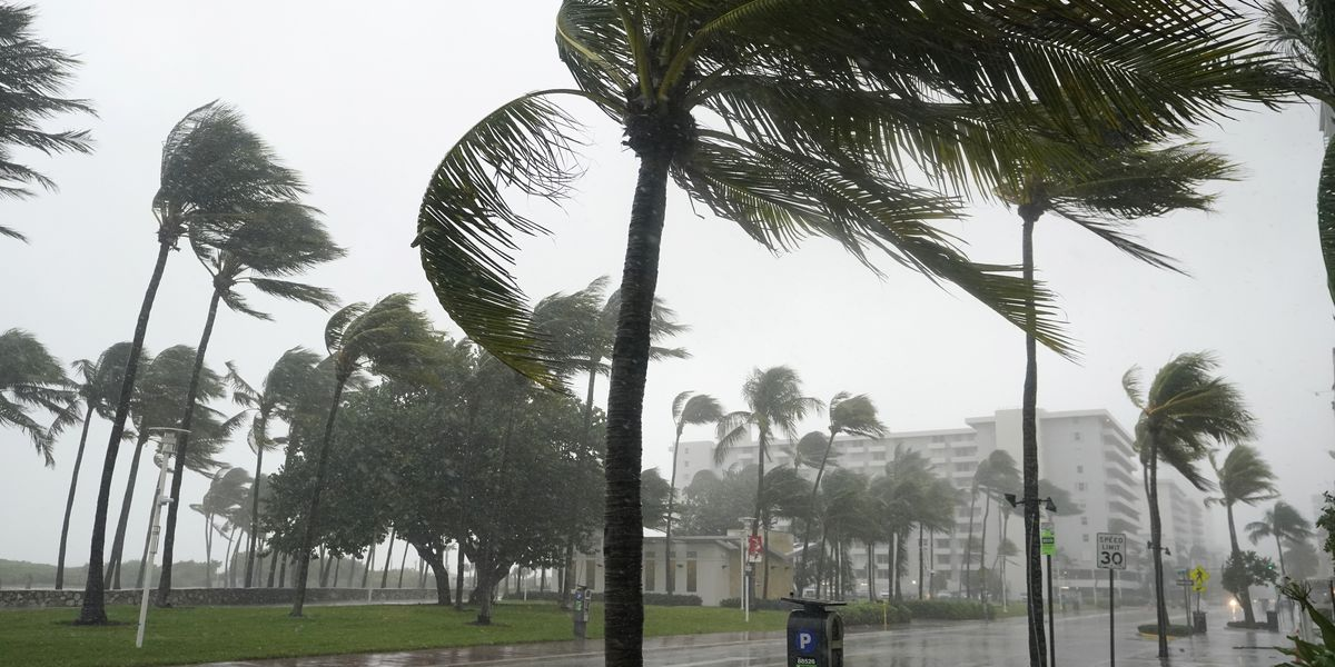 Eta expected to be hurricane and strike Florida Keys