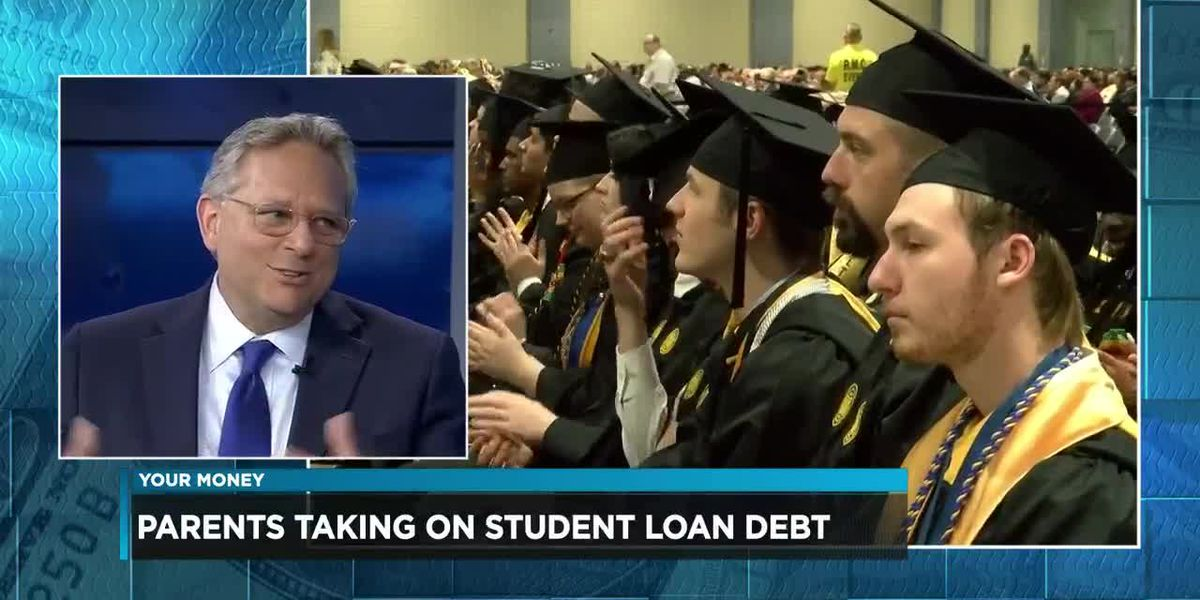 Parents taking on student loan debt