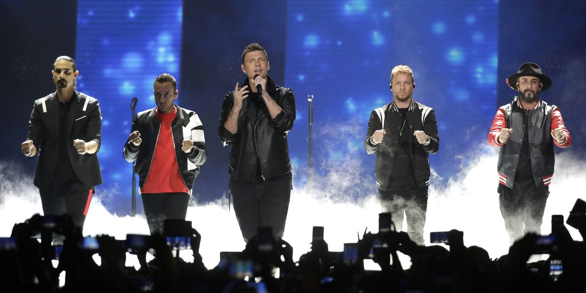 Backstreet Boys officially postpone concerts in 2 Virginia cities
